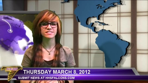 Thumbnail for entry The Falcon Report | March 8, 2012