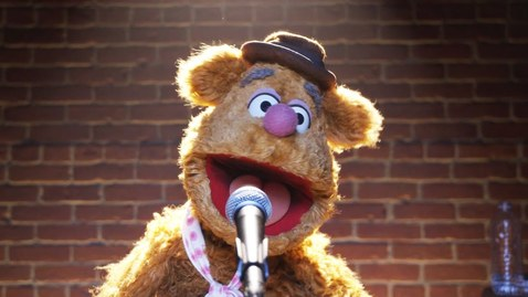 Thumbnail for entry Fozzie's Bear-ly Funny Fridays #16 | Fozzie Bear Jokes | The Muppets--Coffee