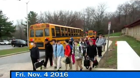 Thumbnail for entry 11-4-16 WHMS Morning News