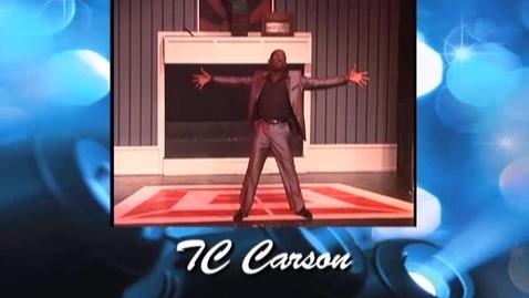 Thumbnail for entry Ensemble Awards 2010:TC Carson