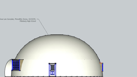 Thumbnail for entry Monolithic Dome