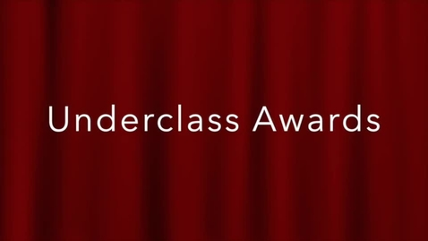 Thumbnail for entry Underclass Awards