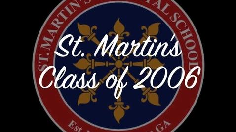 Thumbnail for entry Senior Alumni Dinner - Class of 2006