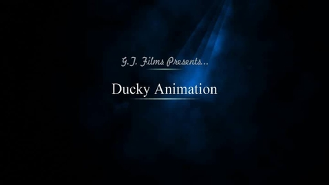 Thumbnail for entry Ducky Animation