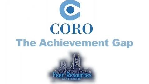 Thumbnail for entry The Achievement Gap