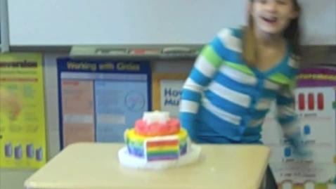 Thumbnail for entry Rainbows - Molly, Olivia