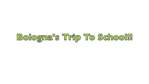 Thumbnail for entry Bologna's Trip to School