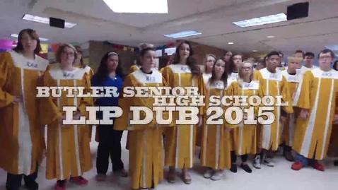 Thumbnail for entry Shut Up And Dance - Butler Senior HS Lip Dub 2015