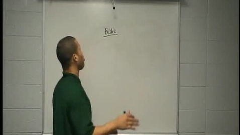 Thumbnail for entry Coach Christopher Bocage Perfect Routes - Bubble Route