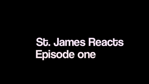 Thumbnail for entry Video Exclusive: St. James Reacts