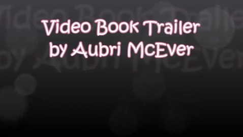 Thumbnail for entry Deadly by Harvey Video Book Trailer by Aubri McEver