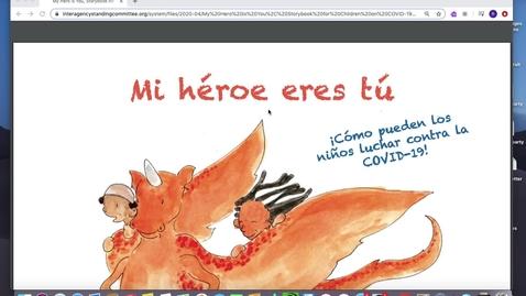 Thumbnail for entry Mi Heroe Eres Tu