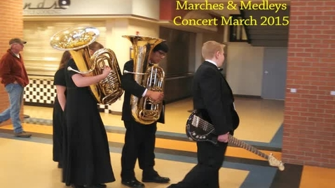 Thumbnail for entry Marches & Medleys Concert