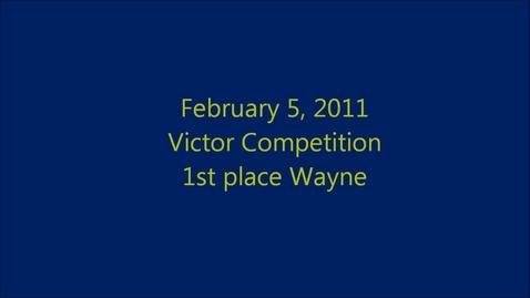 Thumbnail for entry Wayne Eagles Cheerleading