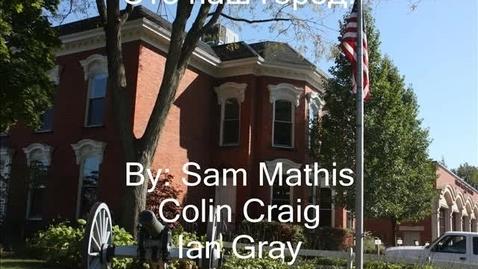 Thumbnail for entry Sam, Colin, Ian