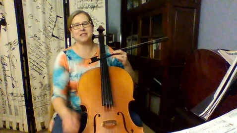 Thumbnail for entry 5th GR Cello EE Bk Pg 22-23 Week 7