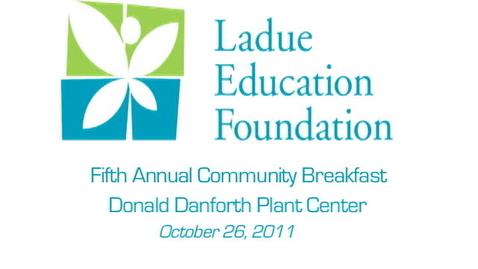 Thumbnail for entry LEF Community Breakfast - Don Goble