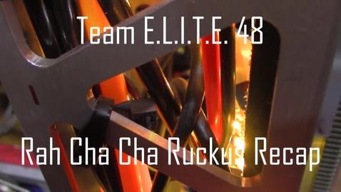 Thumbnail for entry F.I.R.S.T. Robotics Recap - WSCN PTV 3 (2019-2020)
