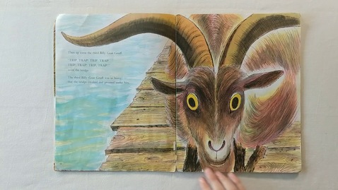 Thumbnail for entry Story Time: The Three Billy Goats Gruff
