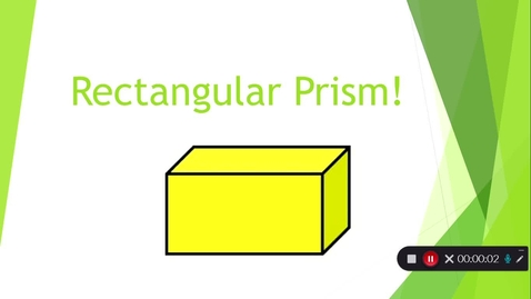 Thumbnail for entry Rectangular Prism
