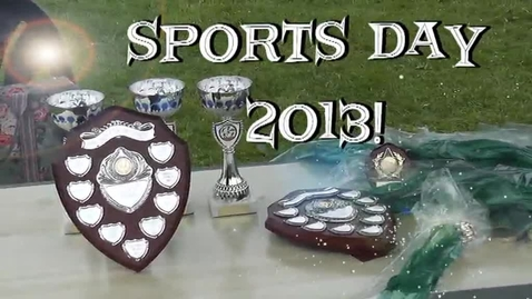 Thumbnail for entry Sports Day 2013