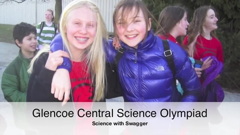 Thumbnail for entry Glencoe Science Olympiad Promotional