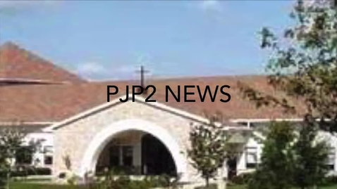 Thumbnail for entry December PJP2 News