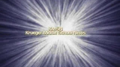 Thumbnail for entry 120117 Krueger Middle School Announcements on KMSN