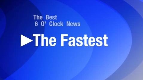 Thumbnail for entry 6 o'clock National News