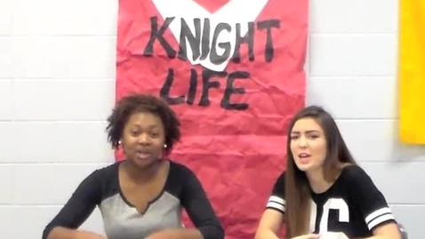 Thumbnail for entry Knight Life Episode 2 - Spring 2014