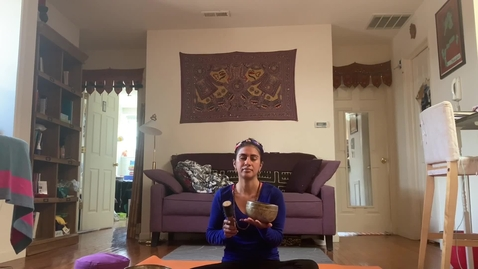 Thumbnail for entry Yoga Class with T.Sheena Week1 part C