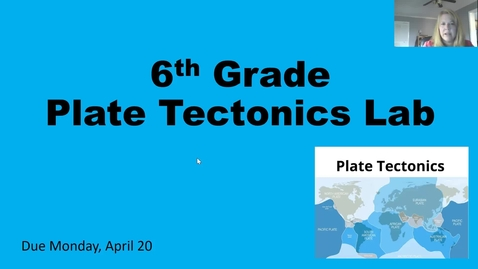 Thumbnail for entry Zoom-6 Plate Tectonics