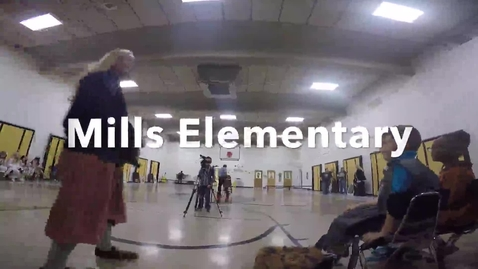 """Thumbnail for entry Mills Elementary 5th Grade Presents """"A Night at the Hobbs Museum"""""""