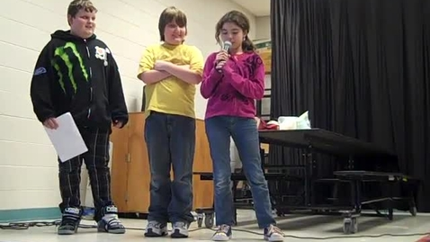 Thumbnail for entry 5th Grade Puppeteers