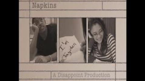 Thumbnail for entry Napkins