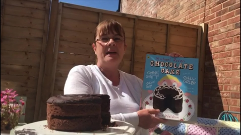 Thumbnail for entry Mrs Banahan reads Chocolate Cake by Michael Rosen