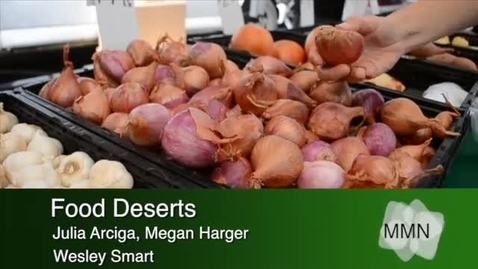 Thumbnail for entry Food Deserts