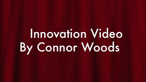 Thumbnail for entry Innovation is my Favorite