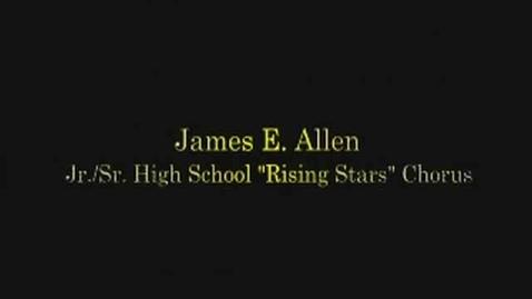 Thumbnail for entry MIOSM Showcase Finalist: James E. Allen Junior/Senior HS