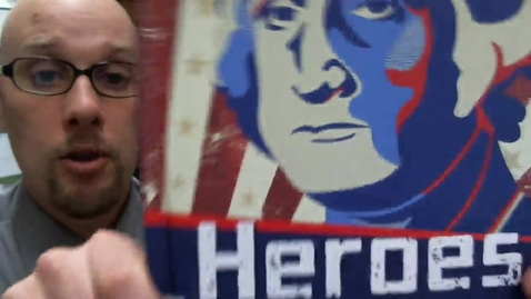 Thumbnail for entry Heroes of the American Revolution