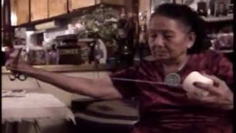 Thumbnail for entry Navajo String Games by Grandma Margaret