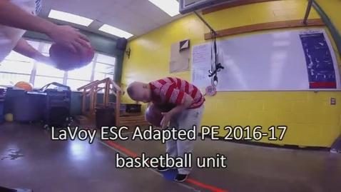 Thumbnail for entry Basketball