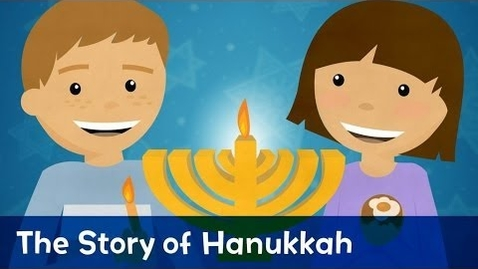 Thumbnail for entry The Story of Hanukkah