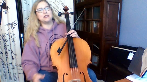 Thumbnail for entry 6th Gr CELLO Str Basics Piece - CONQUEST Week 5