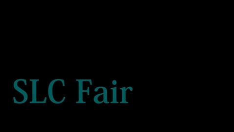 Thumbnail for entry SLC Fair 2014