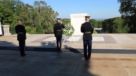Thumbnail for entry The Tomb of the Unknown Soldier