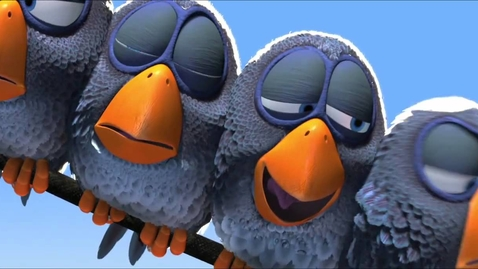 Thumbnail for entry [HD] Pixar - For The Birds | Original Movie from Pixar