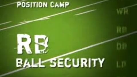 Thumbnail for entry Nike Football Drills - Running Back