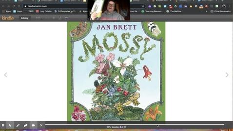 Thumbnail for entry Mossy Jan Brett- tell the story