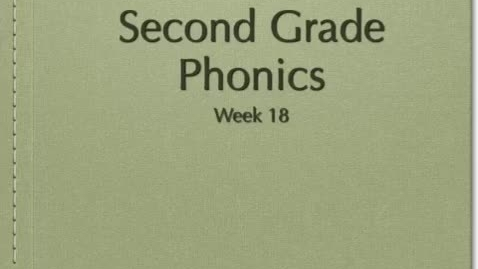 Thumbnail for entry 2nd Grade Week 19 r-controlled vowel /er/